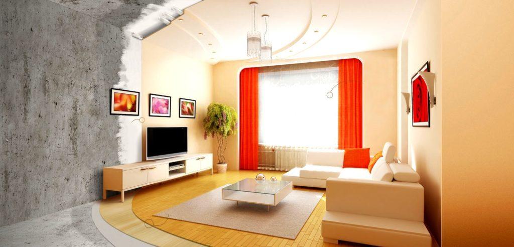 Как отремонтировать комнату своими руками недорого 32