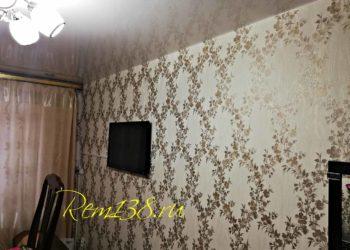 Ремонт комнаты Иркутск№3