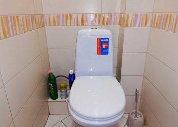 Ремонт в туалете121